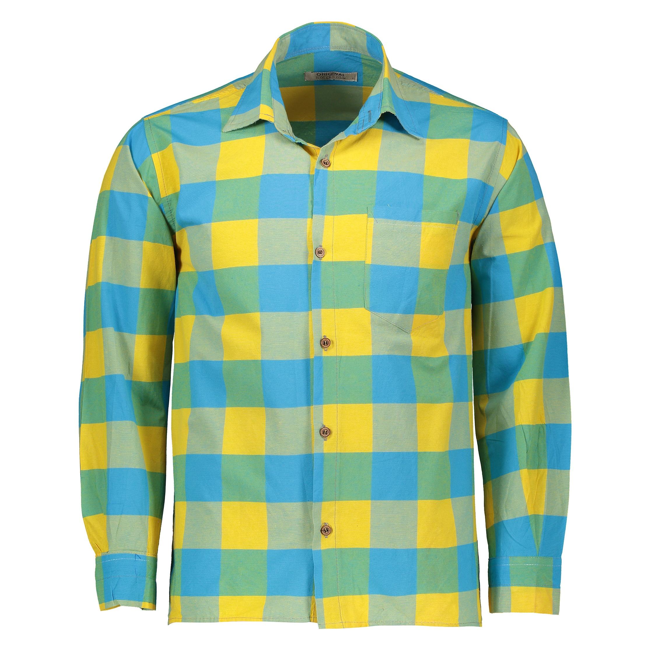 پیراهن مردانه مدل P.Baz.170
