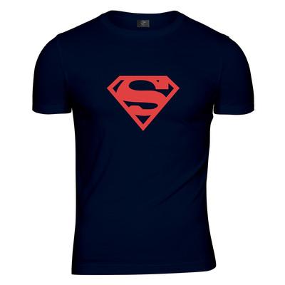 تیشرت آستین کوتاه مردانه پاتیلوک طرح سوپرمن کد 330590