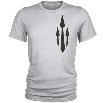 تی شرت مردانه طرح فلش کد B32