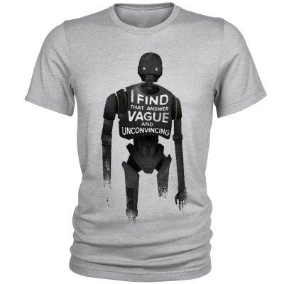تصویر تی شرت مردانه مدل I Find کد A132