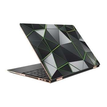استیکر لپ تاپ طرح Polygan کد 02 مناسب برای لپ تاپ 15.6 اینچ