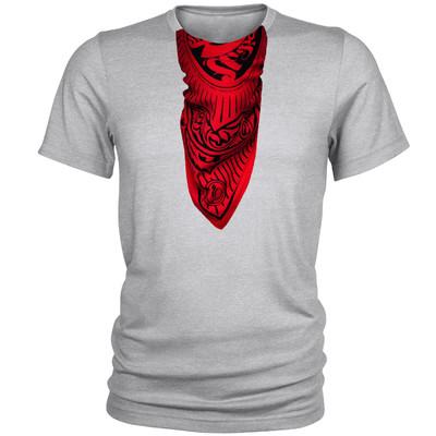 تی شرت مردانه مدل اسکارف کد A105