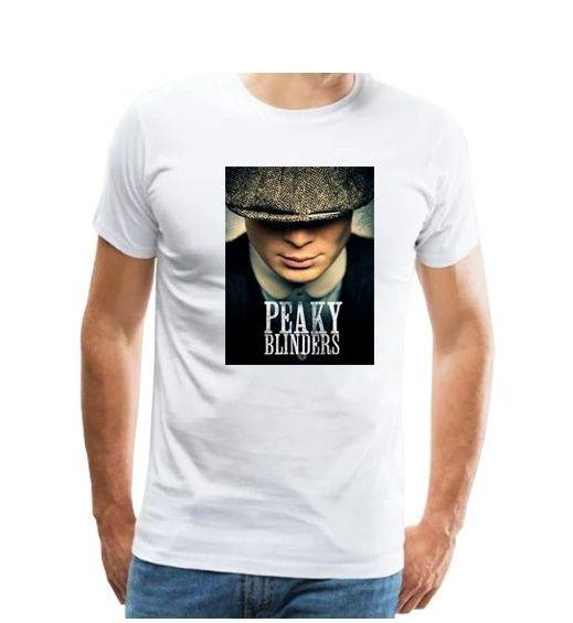 تیشرت مردانه طرح پیکی بلاندرز - peaky blinders کد 0096 main 1 1