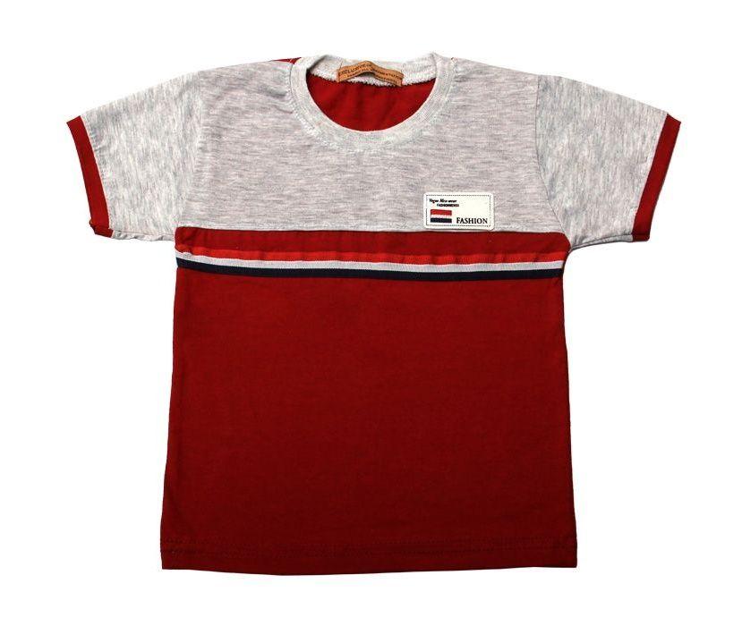 ست تی شرت و شلوارک پسرانه کد 3-380041 main 1 1