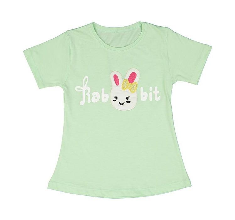 ست تی شرت و شلوار دخترانه کد 59