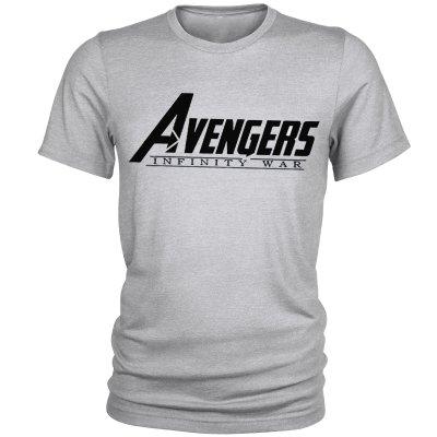 تصویر تی شرت مردانه مدل Avengers کد A157