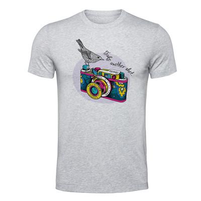 Photo of تیشرت مردانه طرح دوربین کد EML462