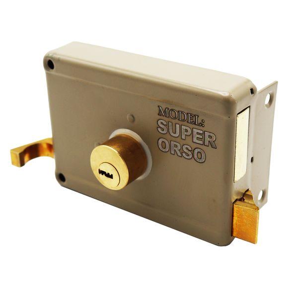 قفل حیاطی مدل YPST-SUPER ORSO