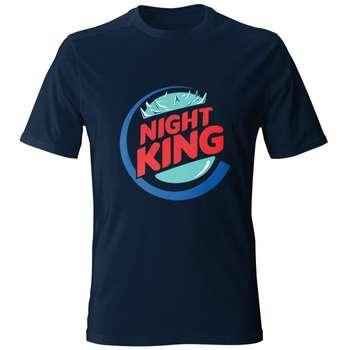 تی شرت مردانه طرح Night King کد 22
