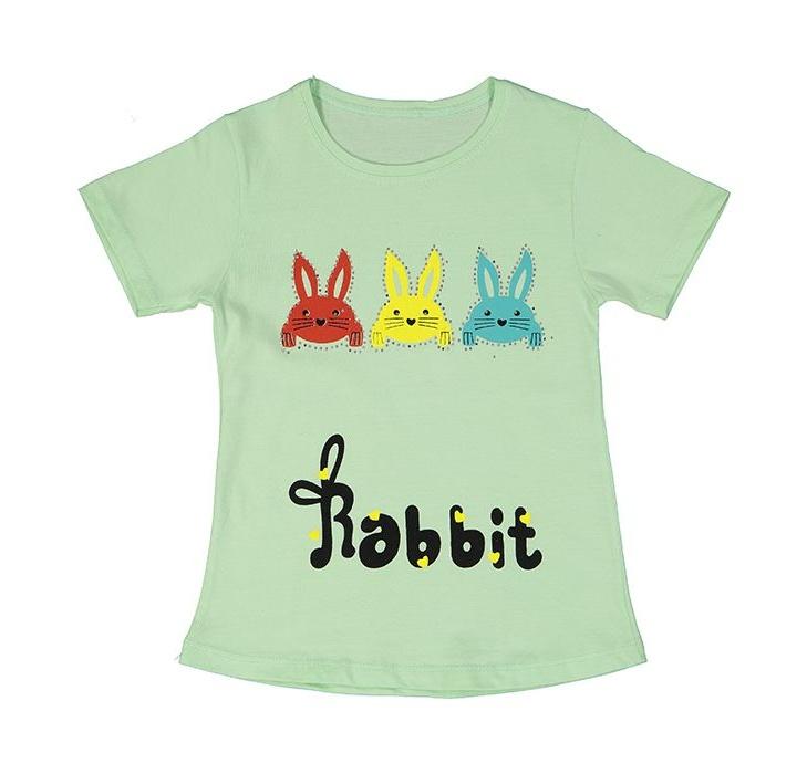 ست تی شرت و شلوار دخترانه کد 83 main 1 2