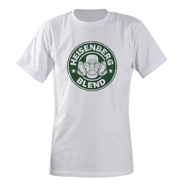 تی شرت مردانه مسترمانی طرح سینما مدل Breaking Bad کد 1282