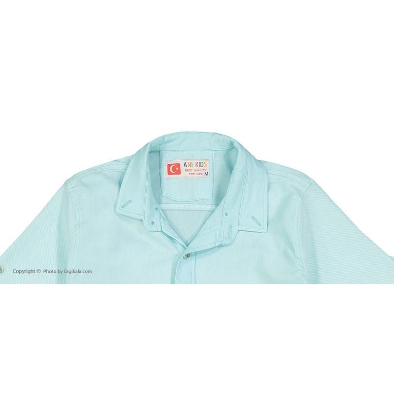 پیراهن پسرانه آنی کیدز کد 02