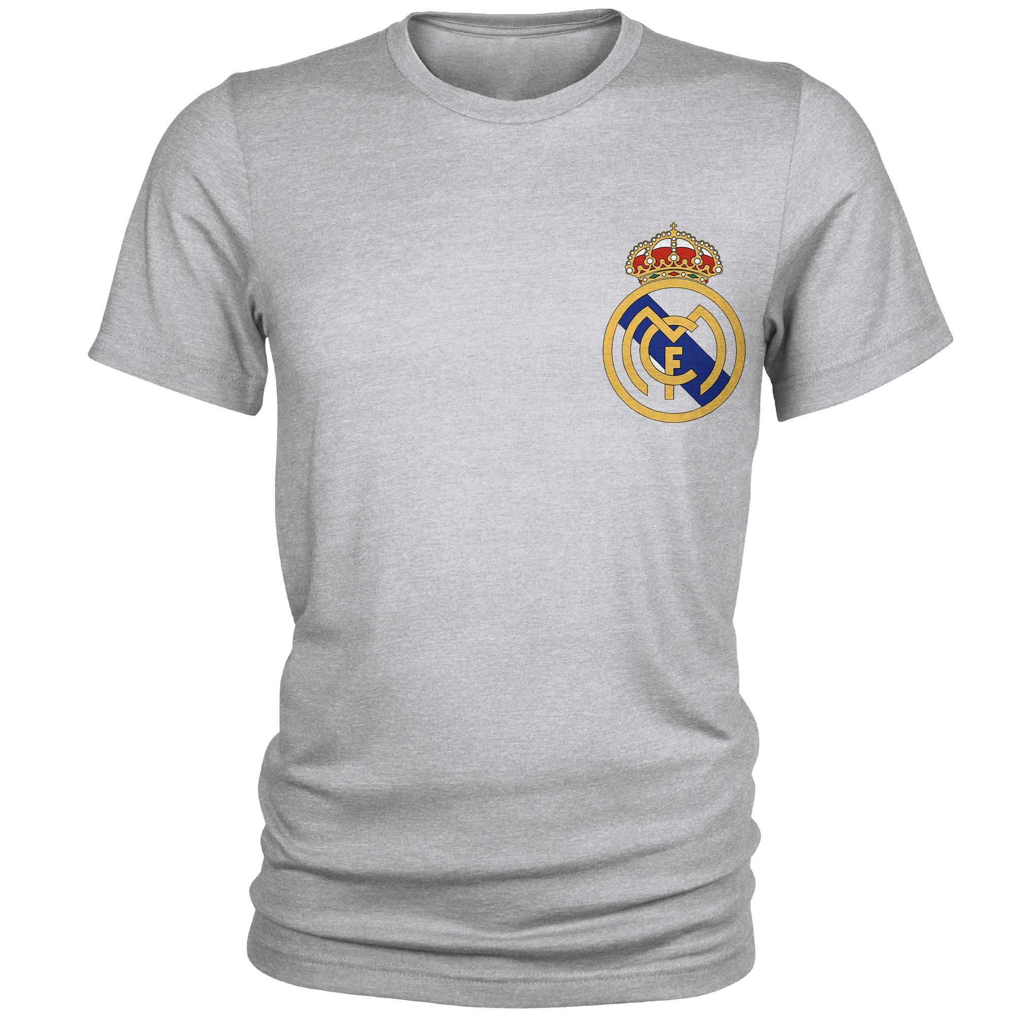 تیشرت مردانه طرح رئال مادرید کد S66