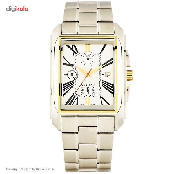 خرید ساعت مچی عقربه ای مردانه رومانسون مدل TM2629FM1CAS1G