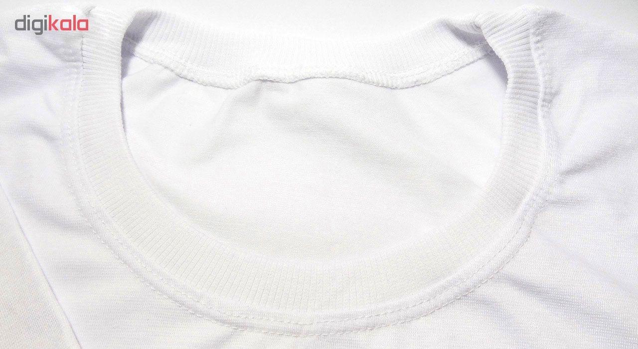 تی شرت مردانه طرح مارشملو  کد 17257 main 1 2