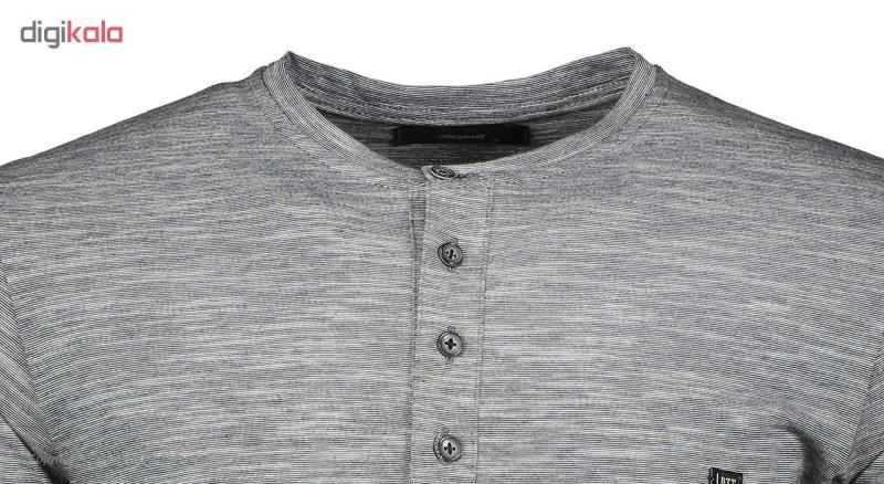 تی شرت آستین بلند مردانه بای نت کد btt 308