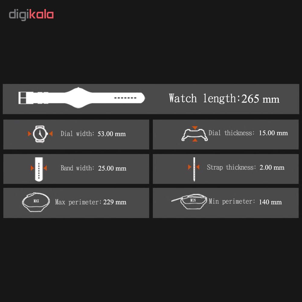 ساعت مچی دیجیتال مردانه پیائوما مدل SS-5P             قیمت
