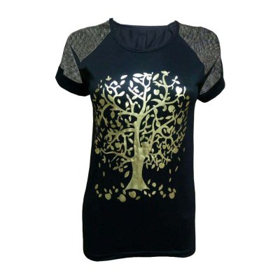 تصویر تی شرت زنانه کد 18
