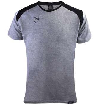 تی شرت مردانه 1991 اس دبلیو مدل TS1929 رنگ طوسی