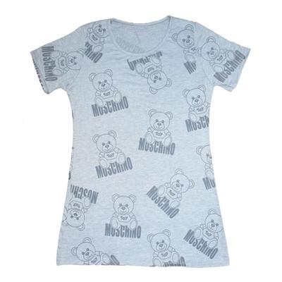 تی شرت زنانه طرح خرسی کد 002