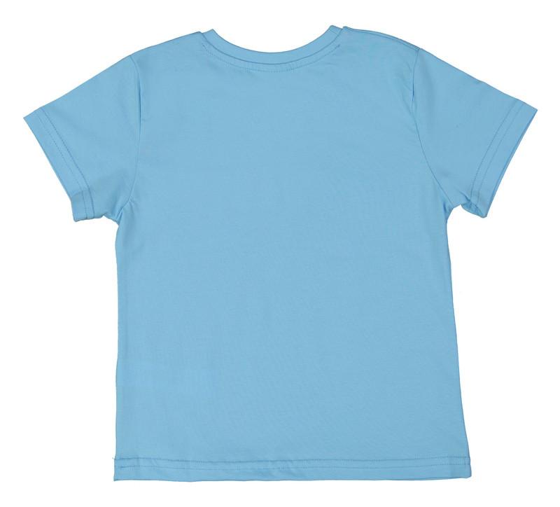 تی شرت پسرانه ال سی وایکیکی مدل 9SI733P4-JSW