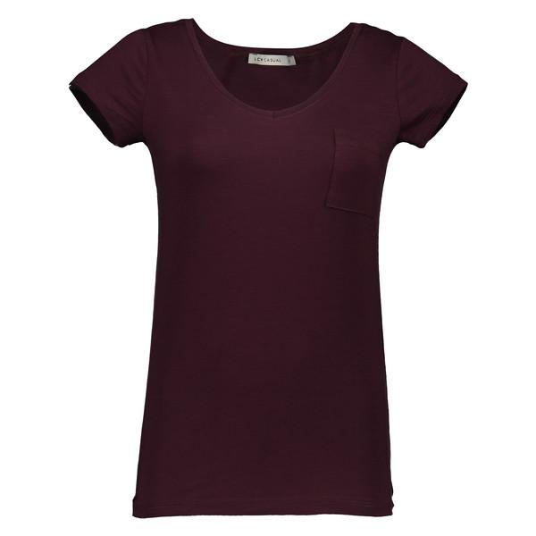 تی شرت زنانه ال سی وایکیکی مدل 9SK366K8-HQT