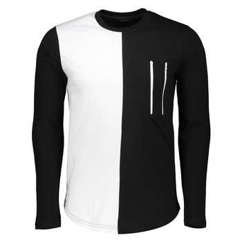تی شرت آستین بلند مردانه بای نت کد 324