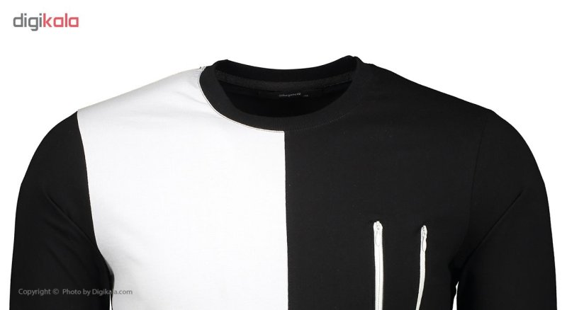 تی شرت آستین بلند مردانه باینت کد 324