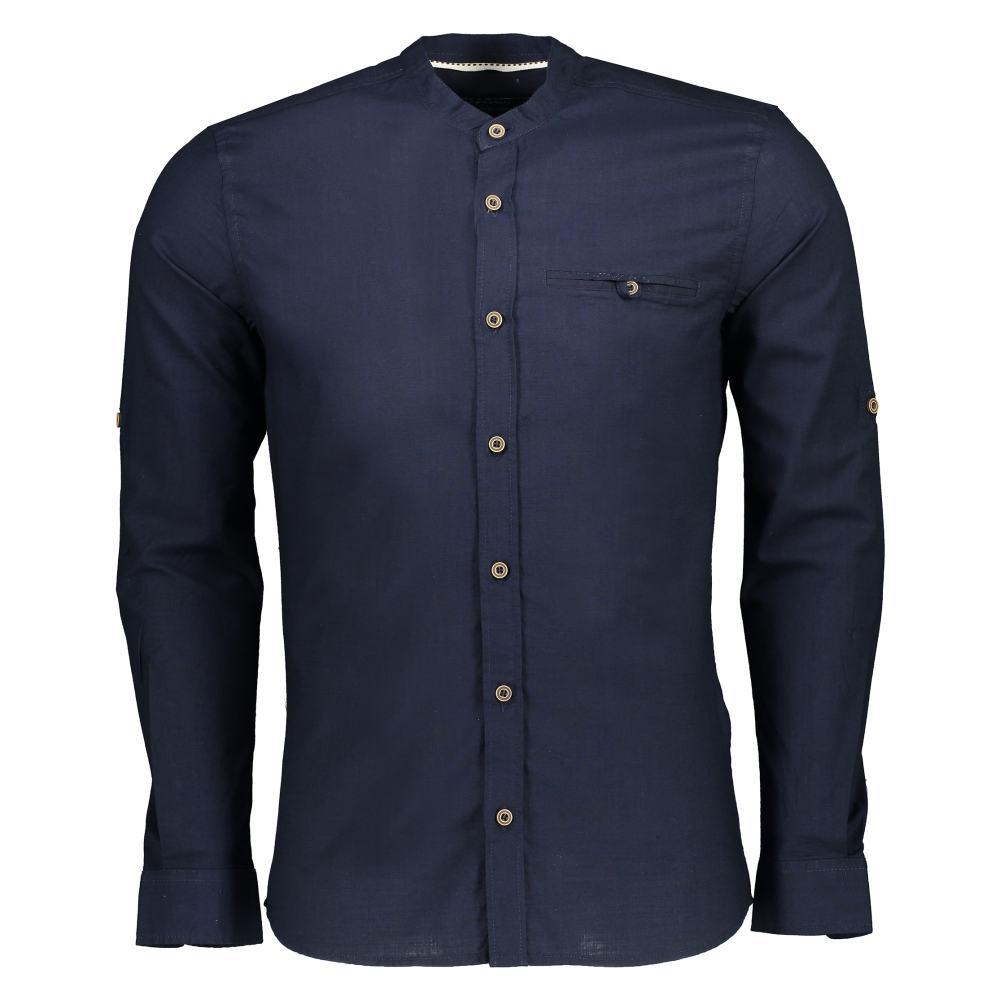پیراهن مردانه ال سی وایکیکی مدل 9SJ537G8-CRP