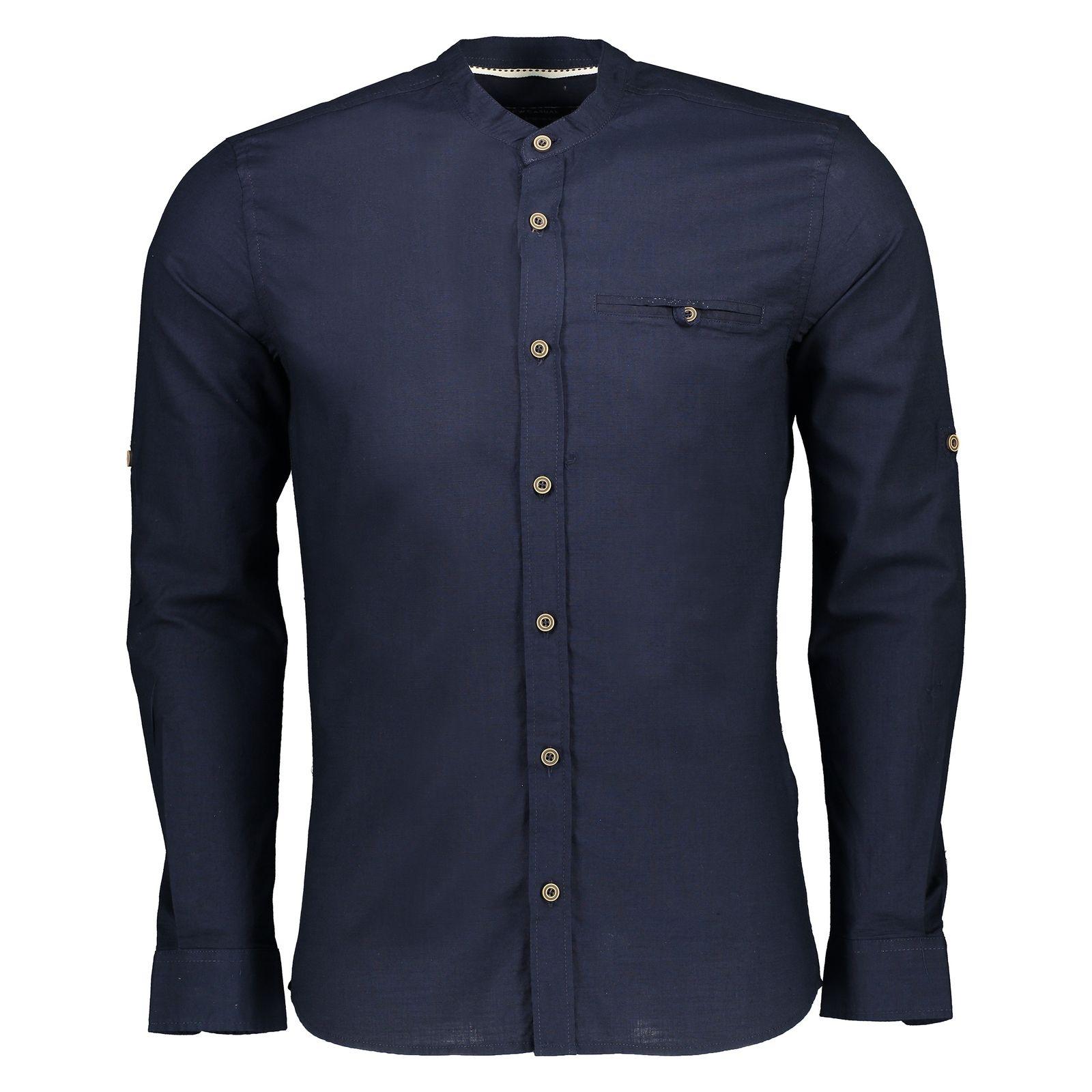 پیراهن مردانه ال سی وایکیکی مدل 9SJ537G8-CRP -  - 2