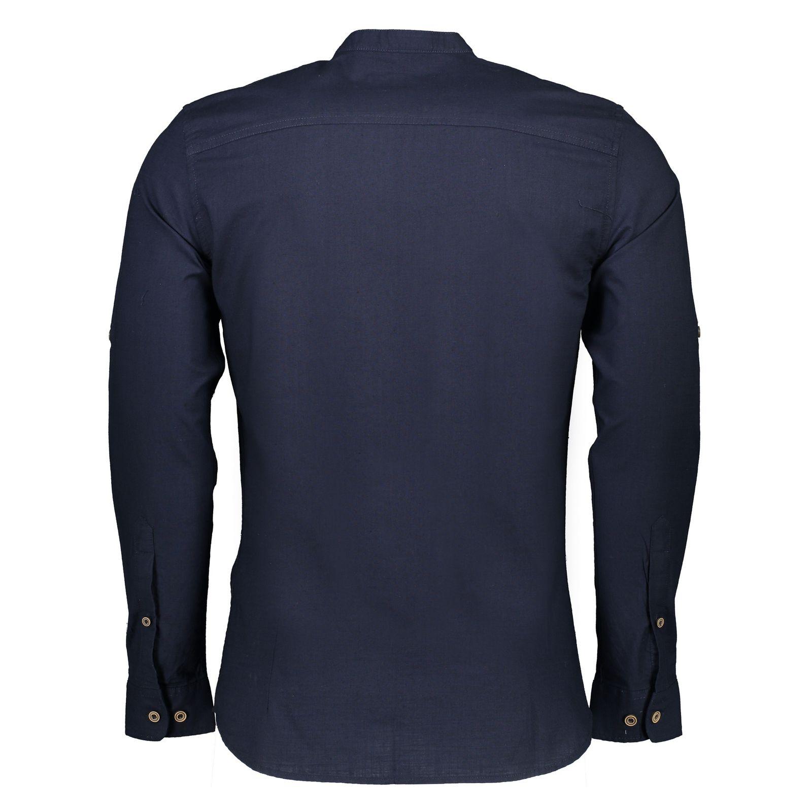 پیراهن مردانه ال سی وایکیکی مدل 9SJ537G8-CRP -  - 6