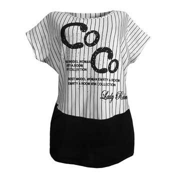 تونیک زنانه طرح COCO کد 405