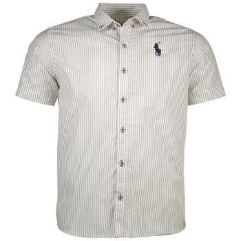 پیراهن آستین کوتاه مردانه کد btt 135-4