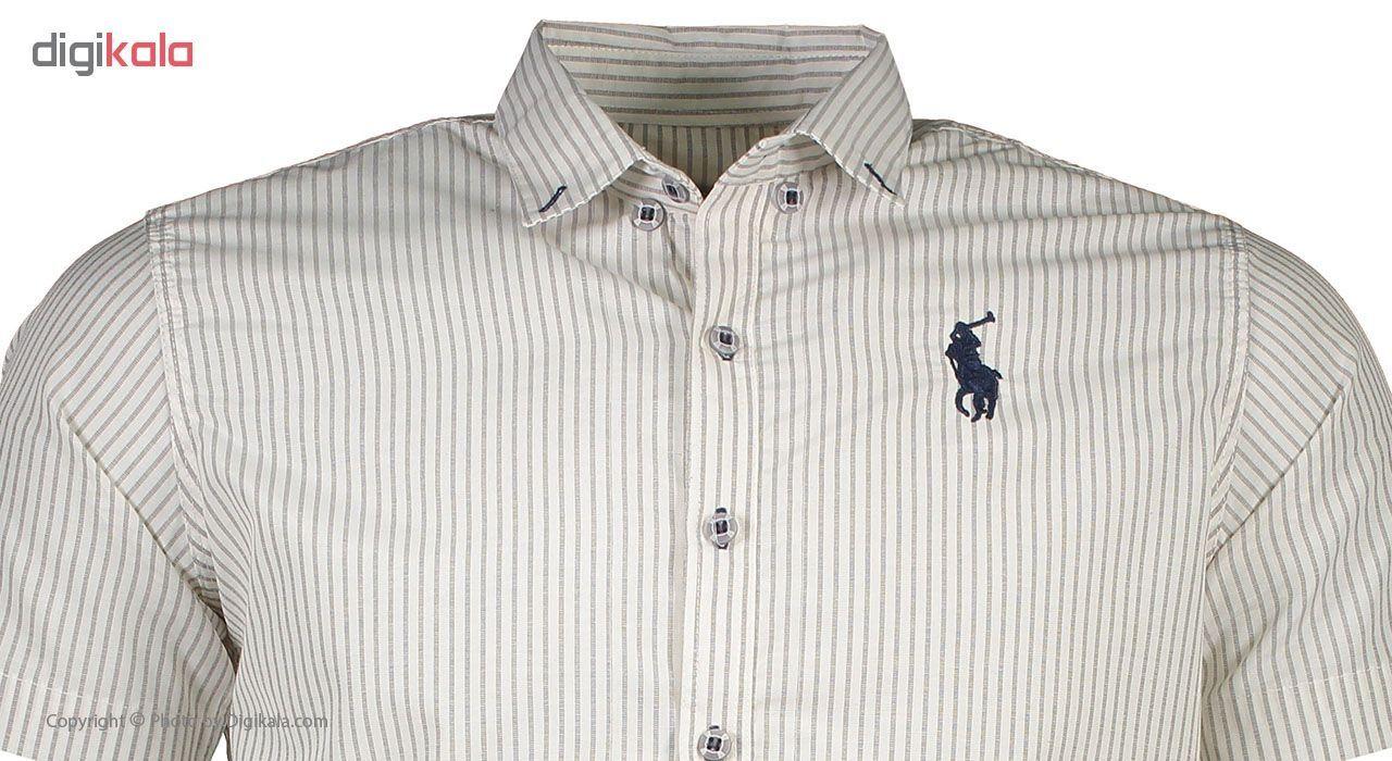پیراهن آستین کوتاه مردانه کد btt 135-4 main 1 1