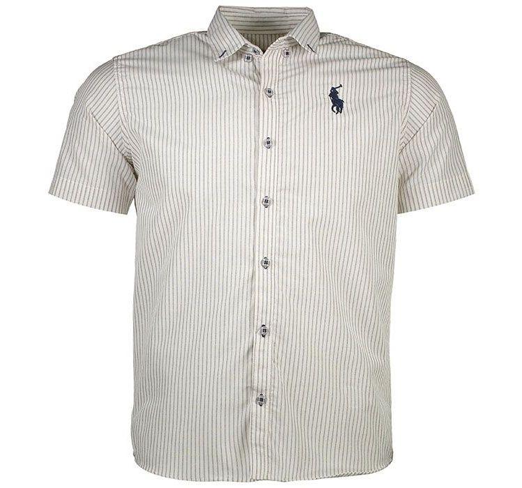 پیراهن آستین کوتاه مردانه کد btt 135-4 main 1 2