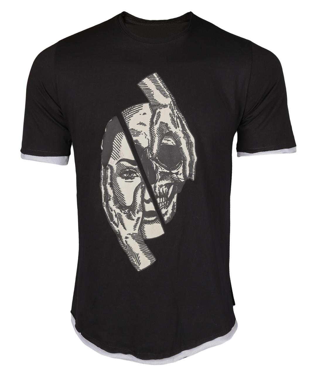 تی شرت مردانه کد FR 23