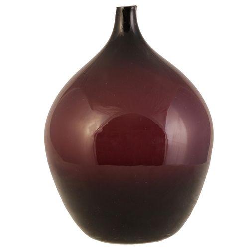 بطری تک شاخ دو پوست شیشه ای  گالری ساتگین کد 57172
