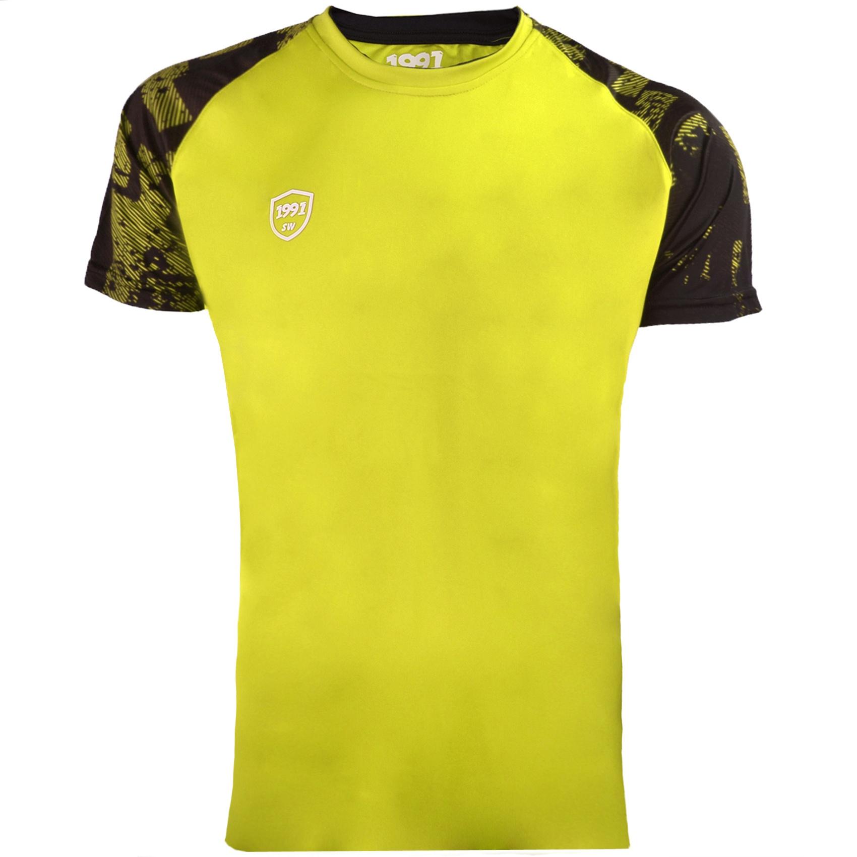 تی شرت ورزشی مردانه 1991 اس دبلیو مدل TS1931 YB