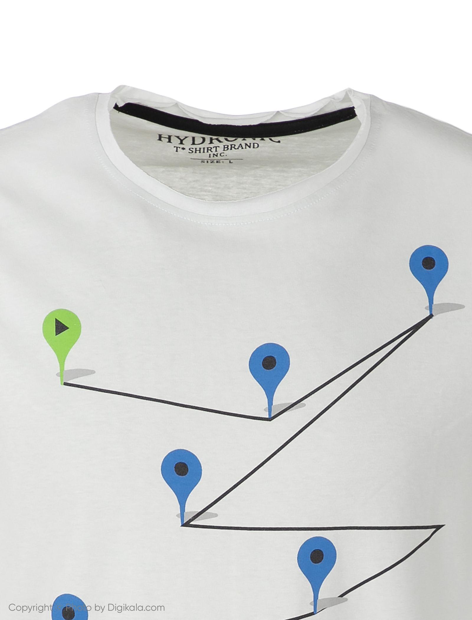 تی شرت مردانه یوپیم مدل 5112023 -  - 4