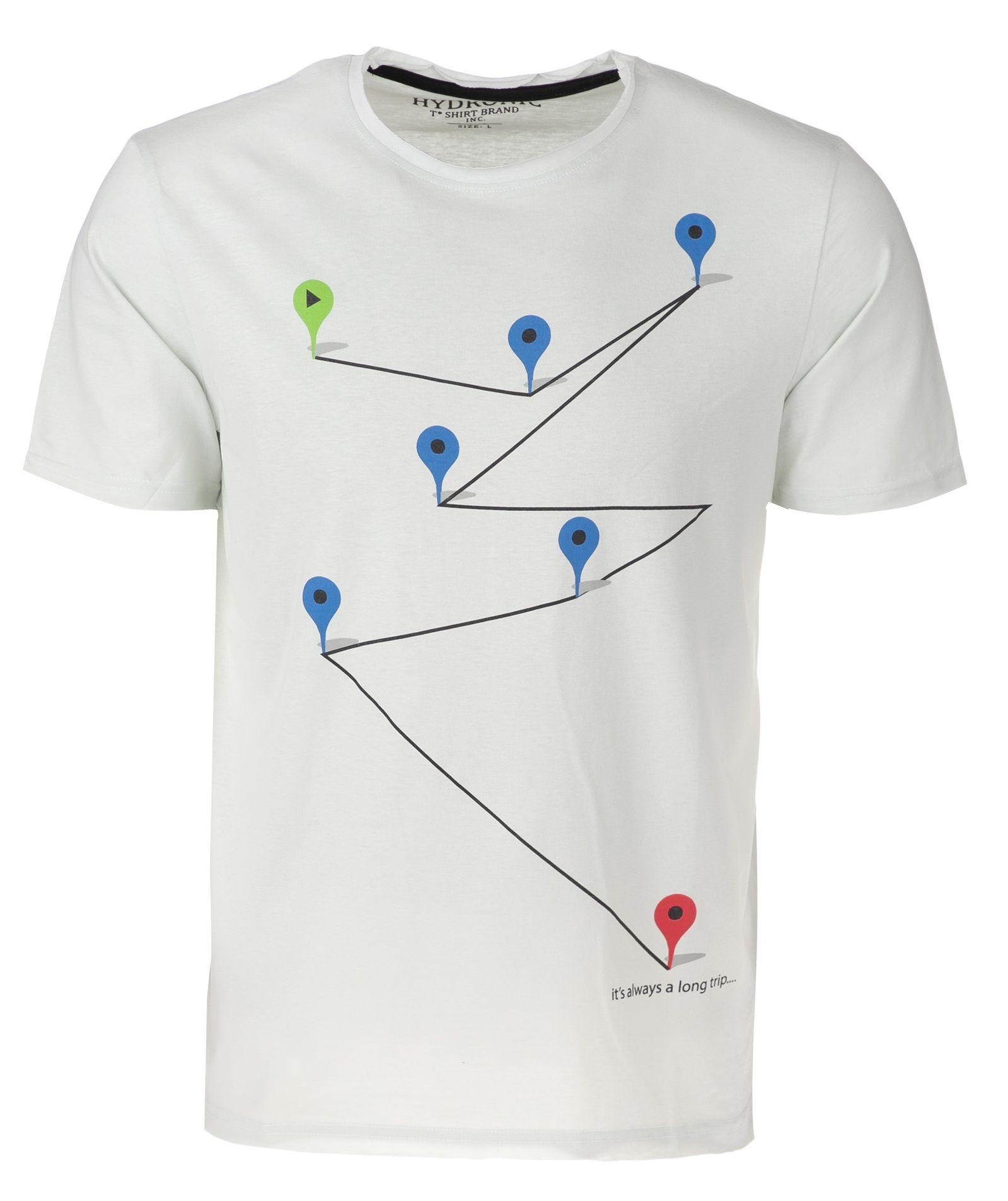 تی شرت مردانه یوپیم مدل 5112023 -  - 1