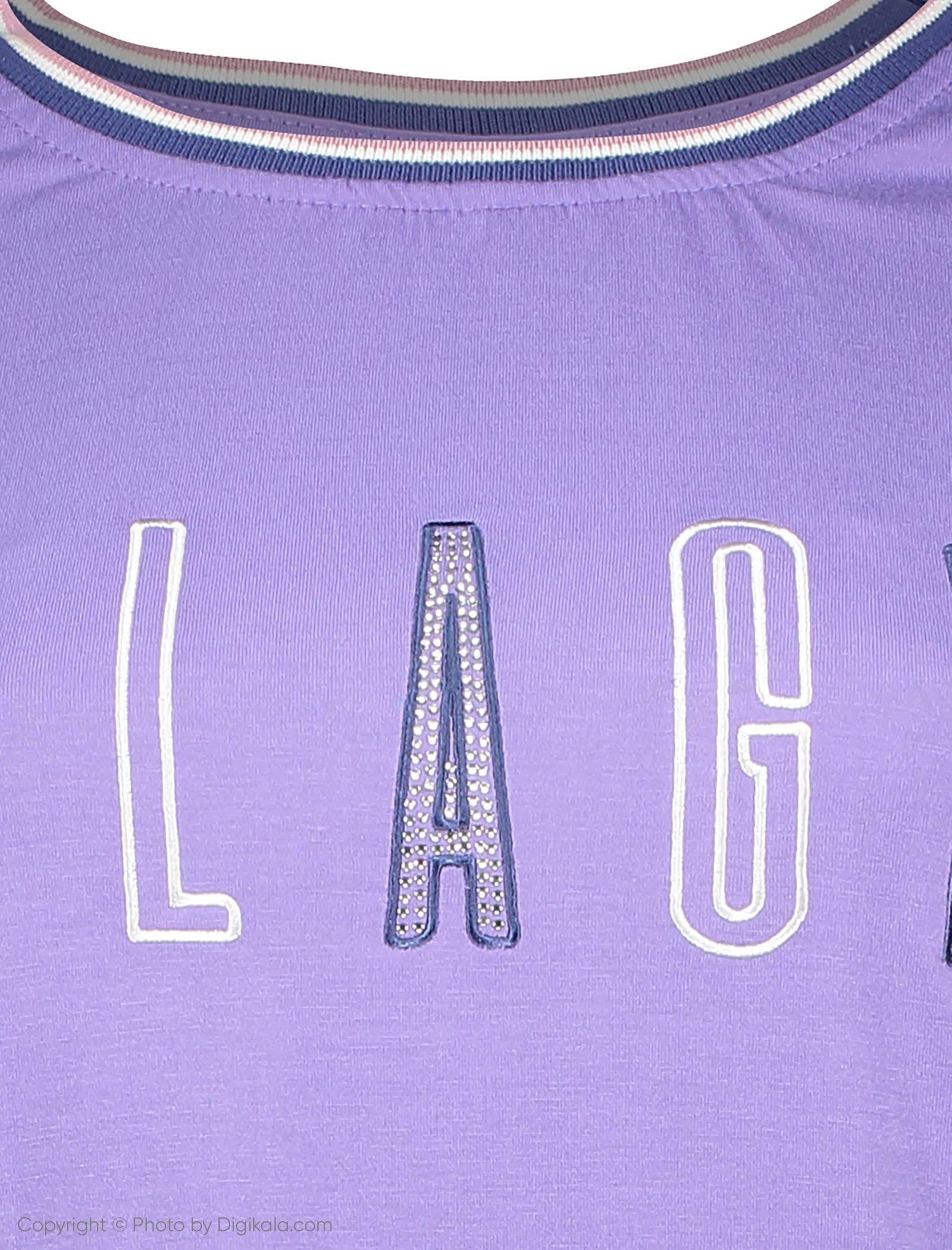 تی شرت زنانه یوپیم مدل 5116383 -  - 4