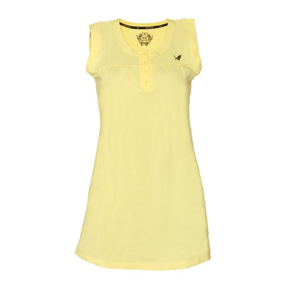 تاپ زنانه ویستور کد 1043-2 رنگ زرد