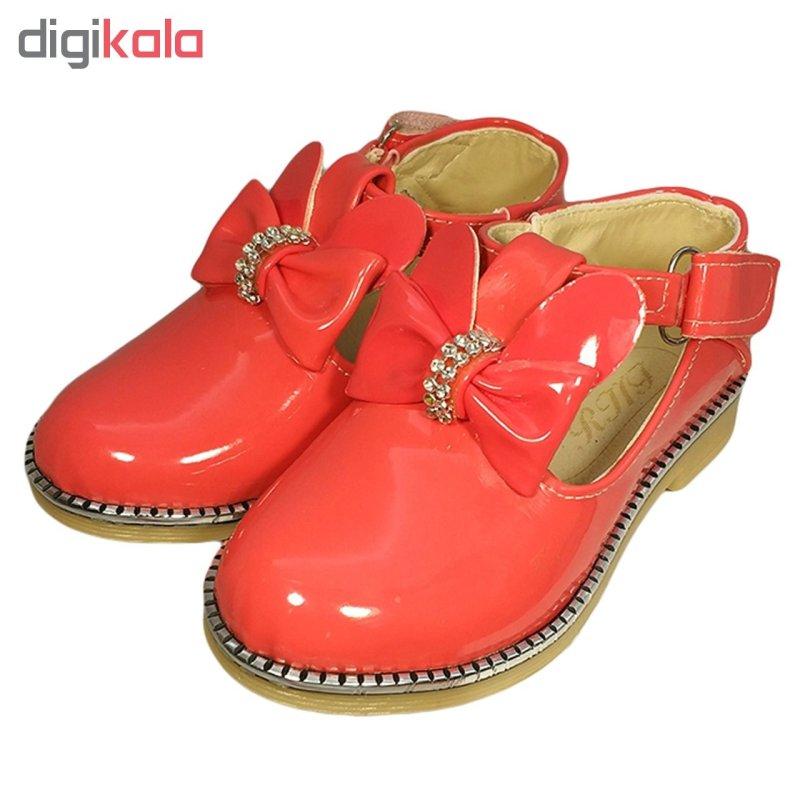 کفش دخترانه مدل MORVARID_DS01