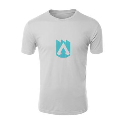 تصویر تیشرت مردانه مدل Apex Legends رنگ سفید