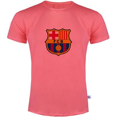 Photo of تی شرت مردانه آکو طرح بارسلونا کد SG42
