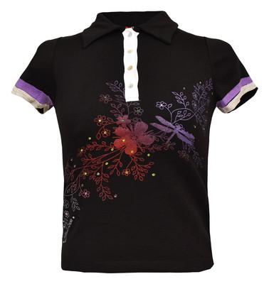 تصویر تی شرت زنانه سارا کلوئه کد SC11