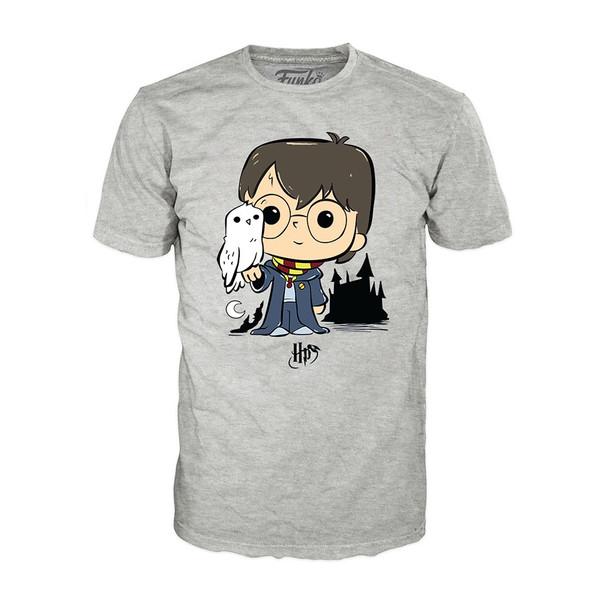 تی شرت فانکو پاپ طرح هری پاتر