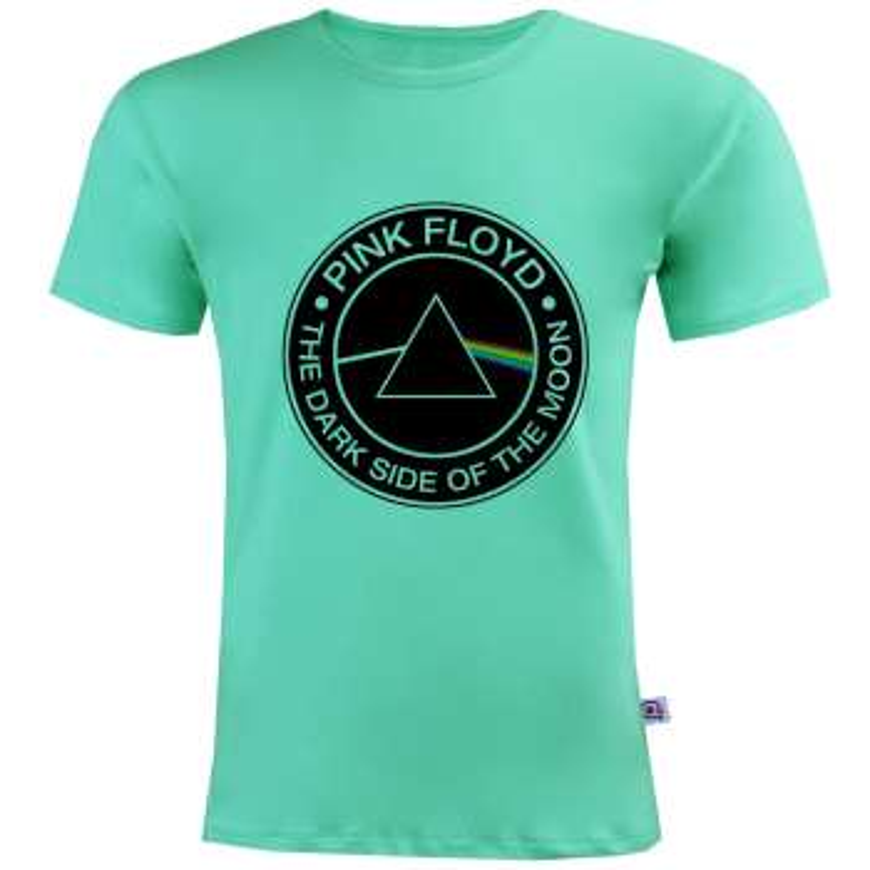 تی شرت مردانه آکو طرح پینک فلوید کد SC60