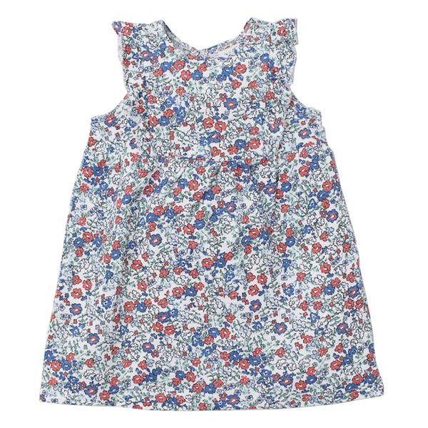 پیراهن دخترانه اچ اند ام مدل L1621