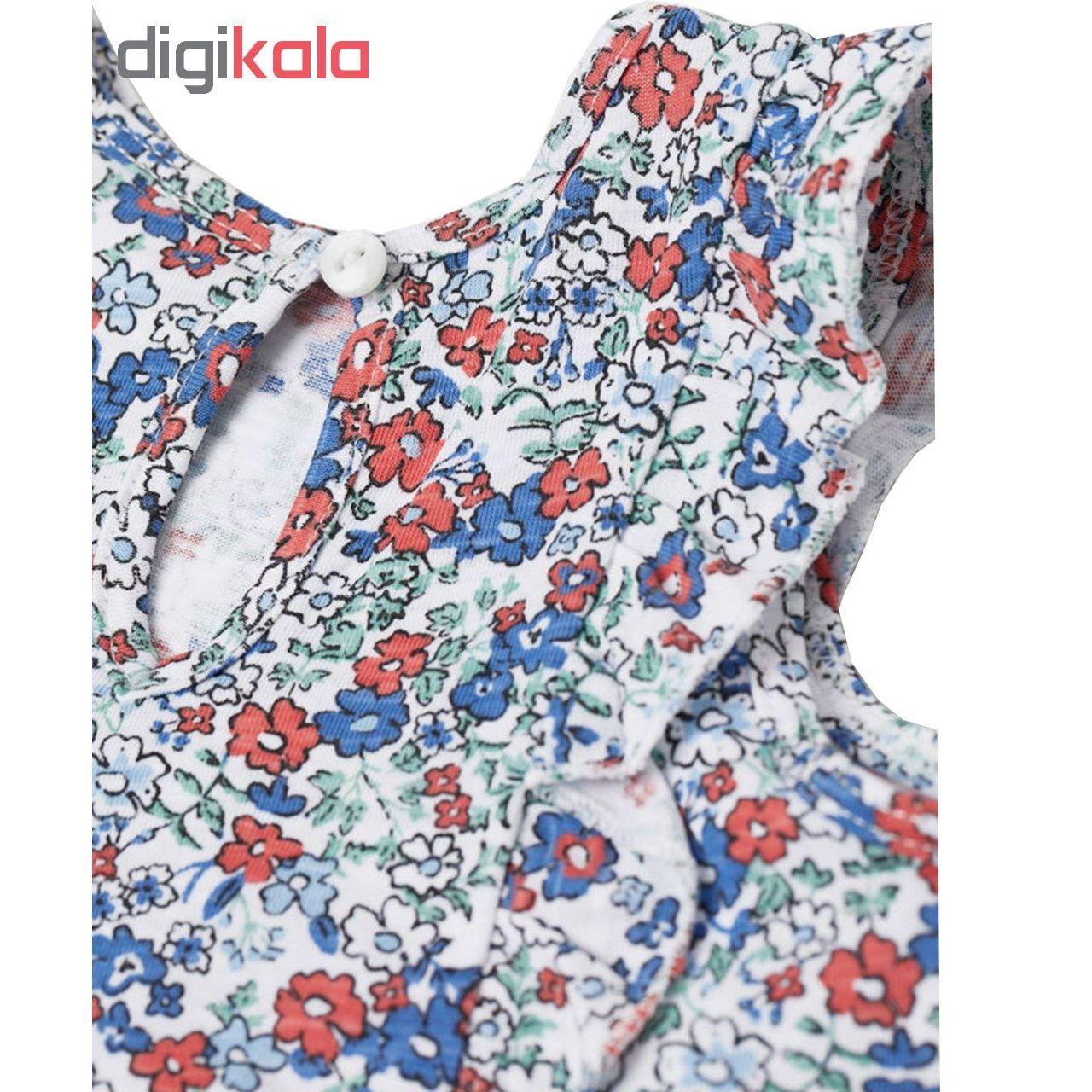 پیراهن دخترانه اچ اند ام مدل L1621 main 1 2